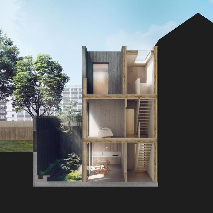 Доступная архитектура: модульные дома Дэвида Аджайе (фото 11)