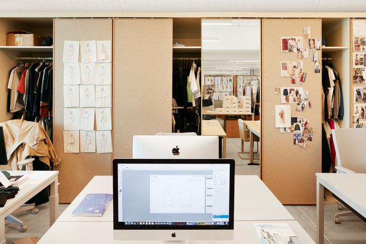 Бутик Holzweiler в Осло по проекту студии Snøhetta (фото 14)