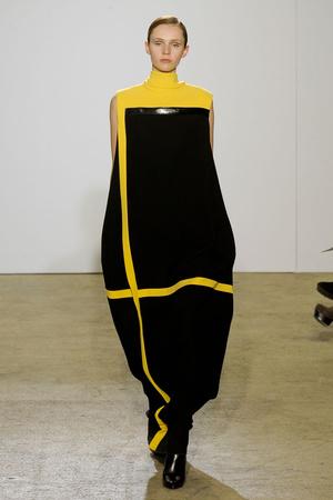 Показ Costume National коллекции сезона Осень-зима 2011-2012 года prêt-à-porter - www.elle.ru - Подиум - фото 253785