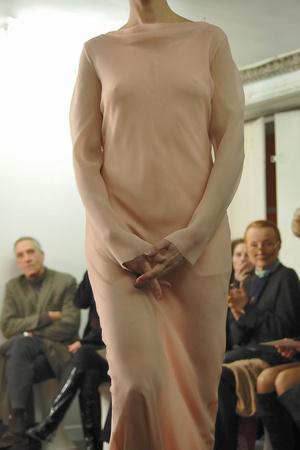 Показ Adeline Andre коллекции сезона Весна-лето 2010 года Haute couture - www.elle.ru - Подиум - фото 138087
