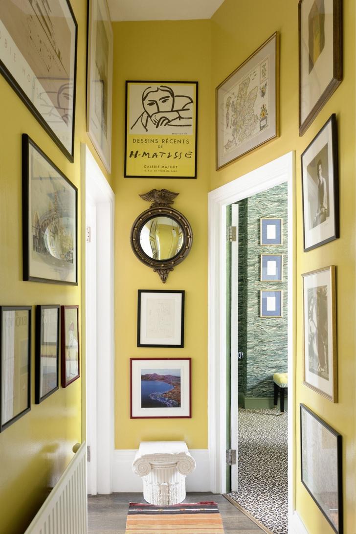 Легкость бытия: лондонская квартира Люка Эдварда Холла (фото 4)