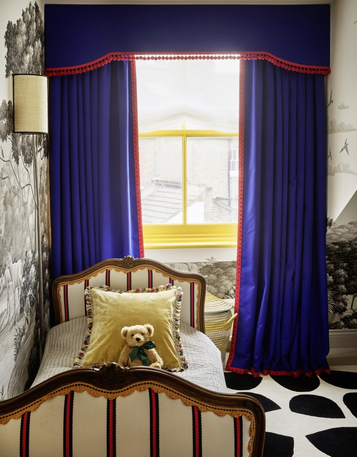 Интерьер с обложки: лондонский дом Ханны Сесил Гурне (фото 14)