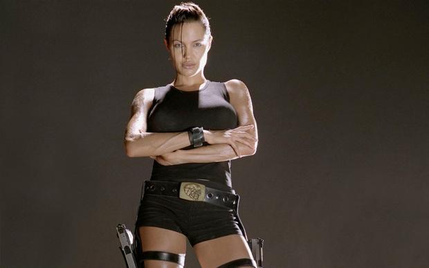 Режиссер «Лары Крофт» рассказал о трудностях работы с Анджелиной Джоли (фото 0)