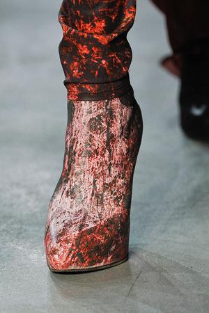 Показ Helmut Lang коллекции сезона Осень-зима 2012-2013 года Prêt-à-porter - www.elle.ru - Подиум - фото 339429