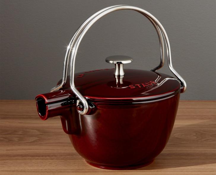 Топ-10. Модные чайники для стильной кухни (фото 0)