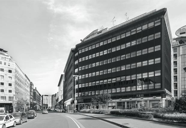 Человек-легенда: архитектор Луиджи Качча Доминиони (фото 2)