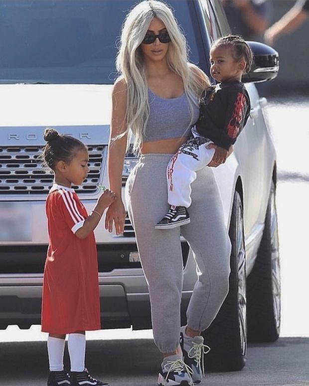 Ким Кардашьян мечтает о четвертом ребенке (фото 4)