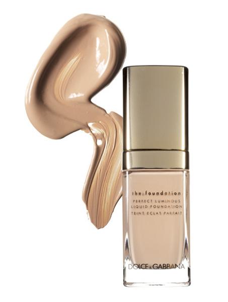 Тон для свечения кожи The Foundation, Dolce & Gabbana