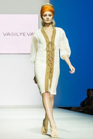 Показы мод Lena Vasilyeva Весна-лето 2013 | Подиум на ELLE - Подиум - фото 973