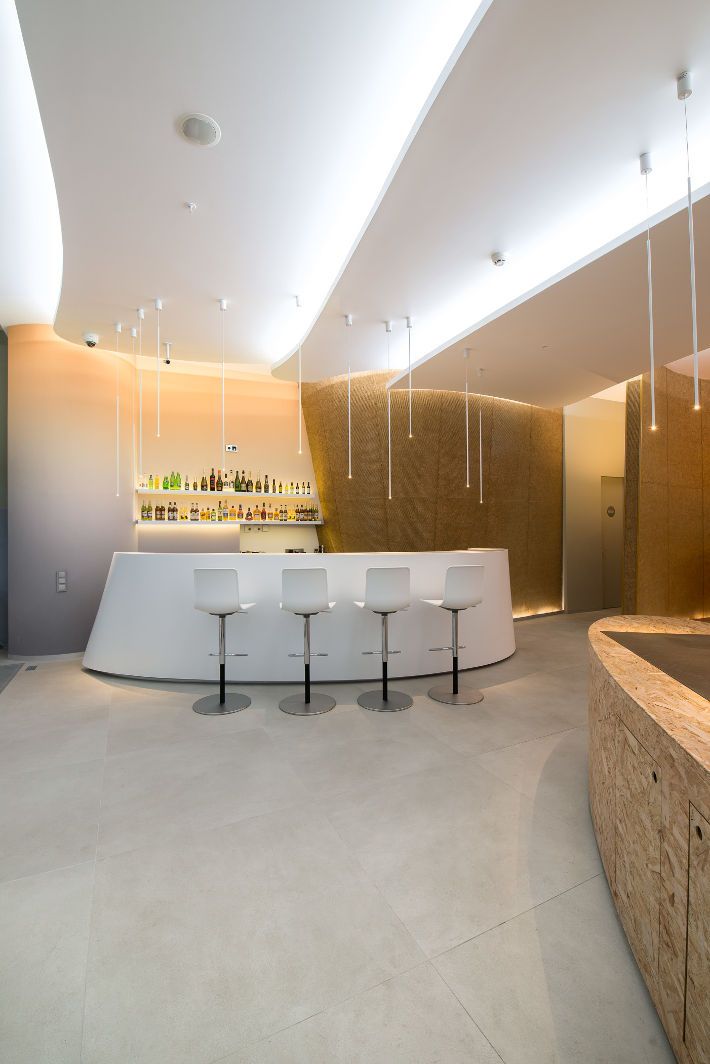 Бизнес-лаунж аэропорта «Платов» в Ростове-на-Дону: проект VOX Architects (галерея 9, фото 1)