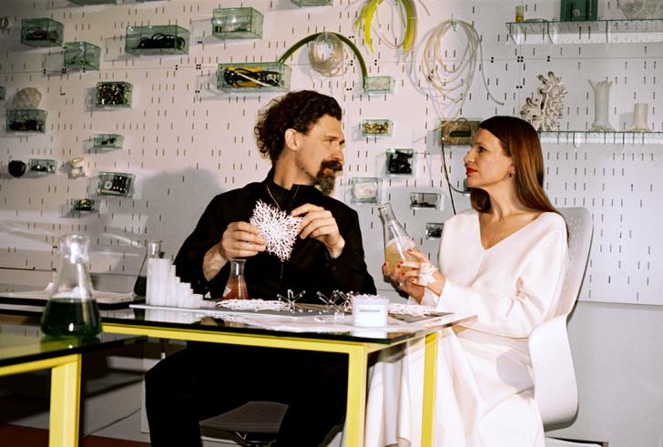 Eco-ELLE: «живая» инсталляция Cos и лондонской студии ecoLogicStudio (фото 4)