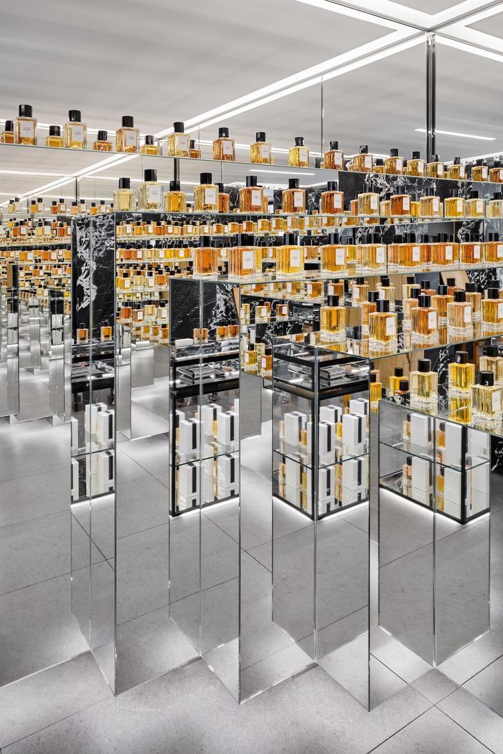 Первый парфюмерный бутик Celine в Париже (фото 0)