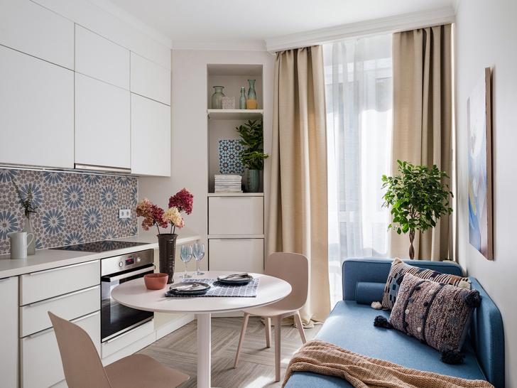 Квартира 39 м² для молодой семейной пары (фото 2)