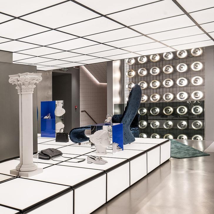 Модный бутик One-Off в Милане по дизайну Dimore Studio (фото 6)