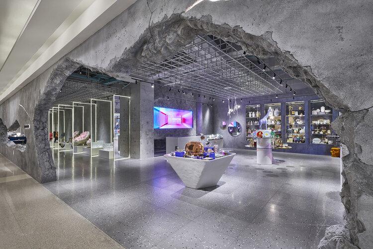 Индустриальный шик: дизан-бутик Shouter в Шанхае (галерея 13, фото 4)