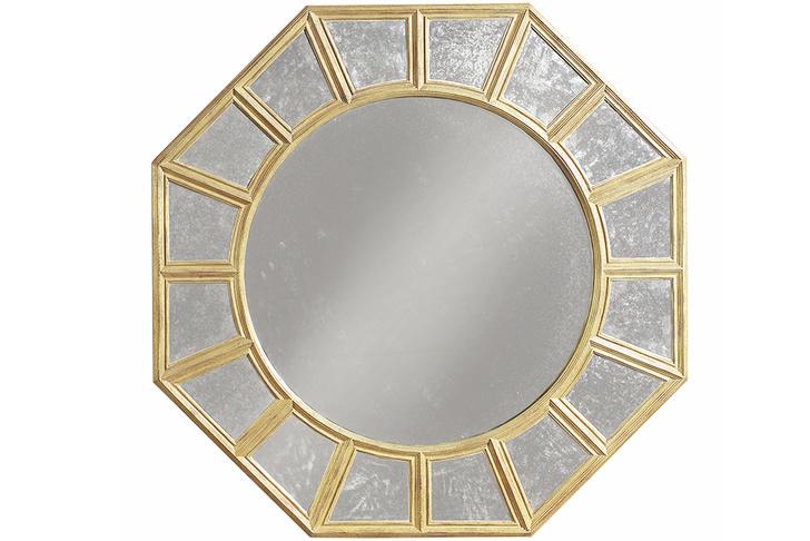 Зеркало Perlini Mirror, Hickory Chair.