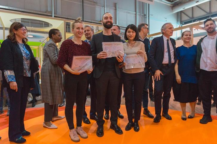 Победители SaloneSatellite 2018 (фото 0)