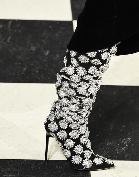 Итоги Недель моды: самая красивая обувь | галерея [1] фото [18]