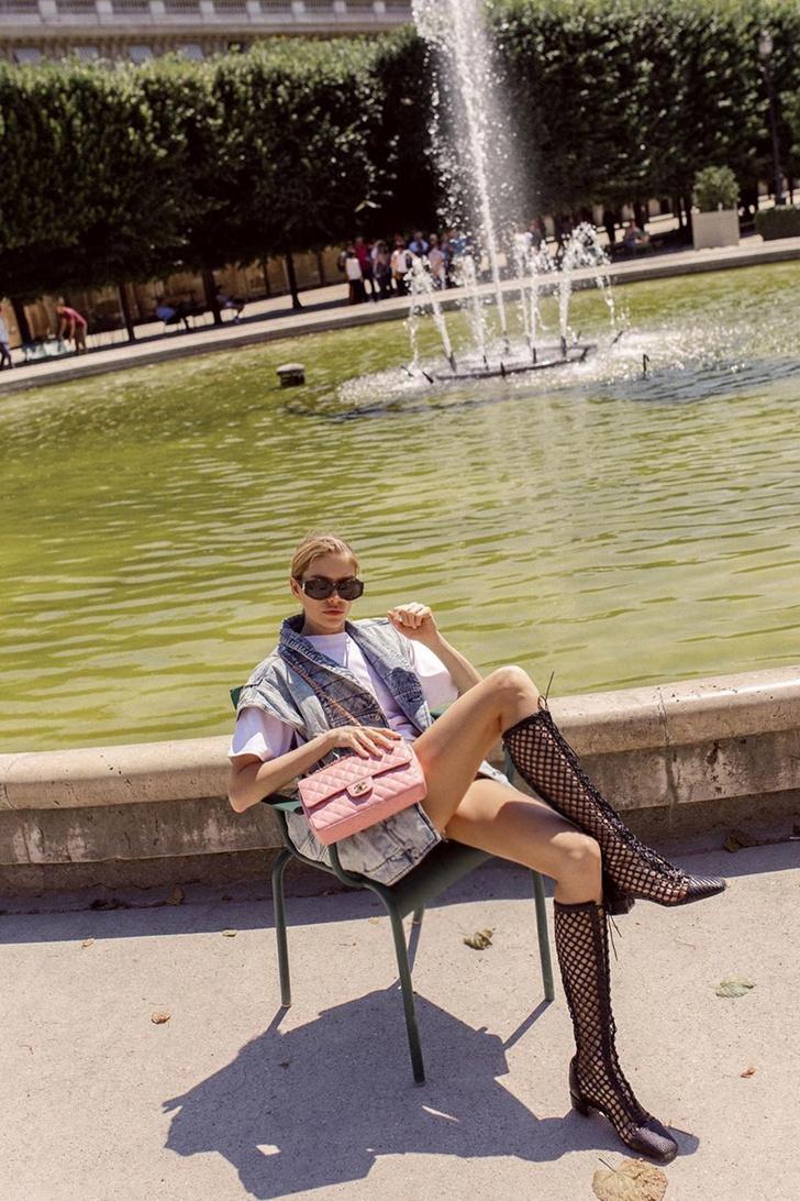 ЗОЖ-колумнист ELLE Елена Перминова — о безглютеновой диете и необходимости прислушиваться к своему организму (фото 1)