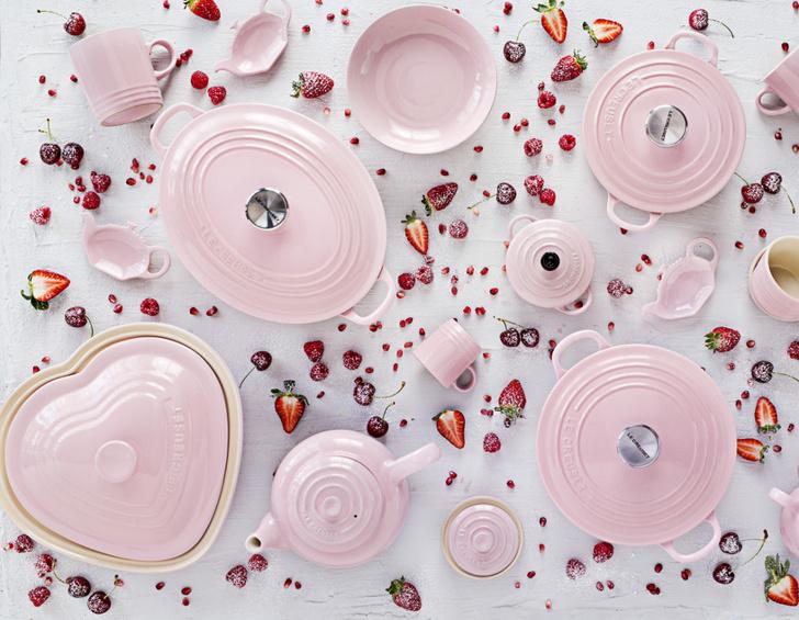 """Le Creuset """"Розовый шифон"""""""