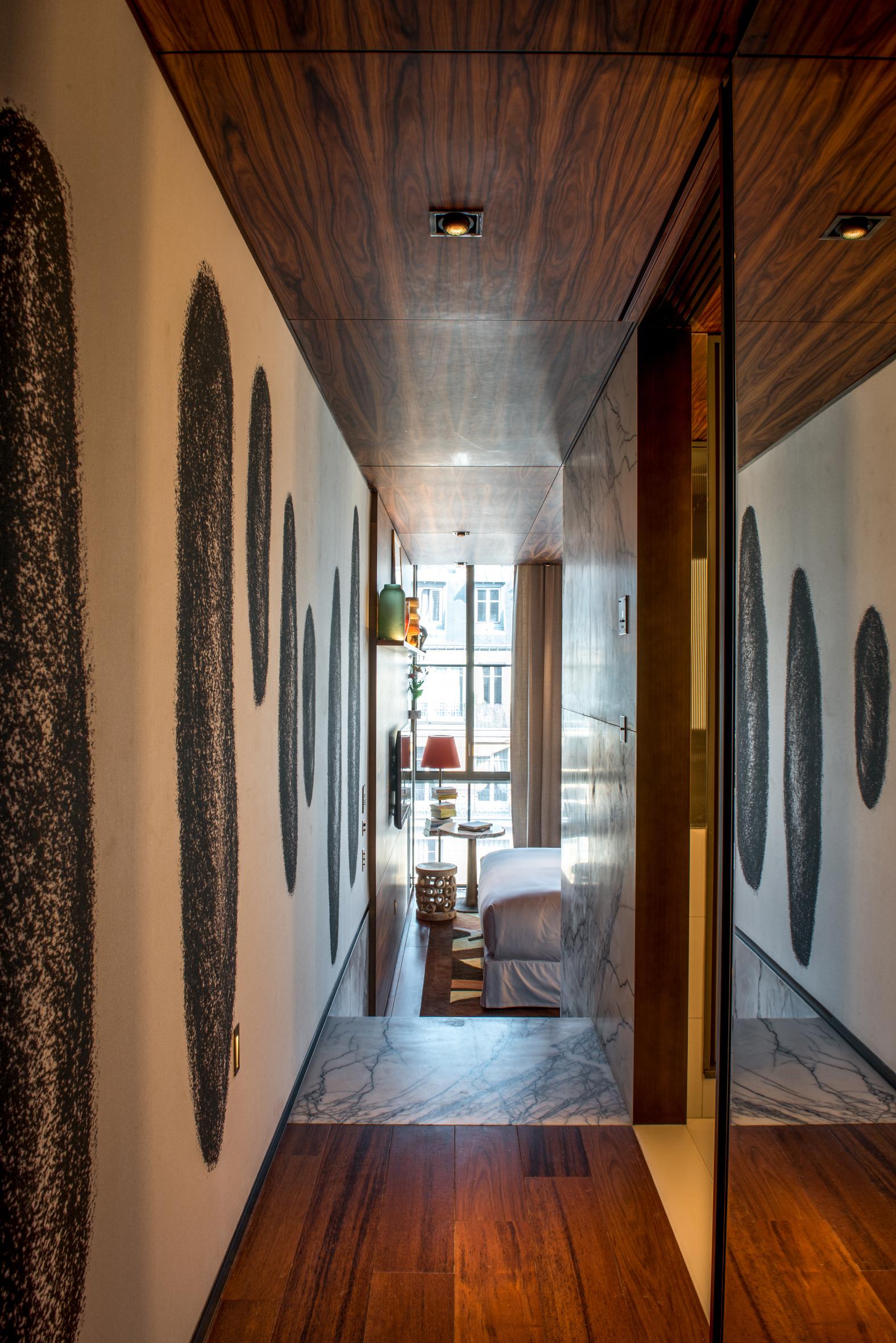 Brach: новый отель Филиппа Старка с видом на Эйфелеву башню (галерея 5, фото 1)