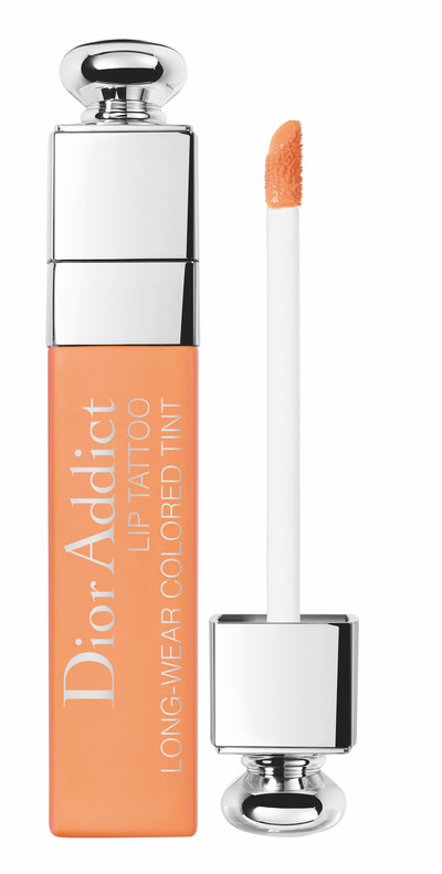Стойкость и цвет: новые тинты для губ Lip Tattoo и  румяна Diorskin Nude Luminizer Blush от Dior (галерея 3, фото 1)