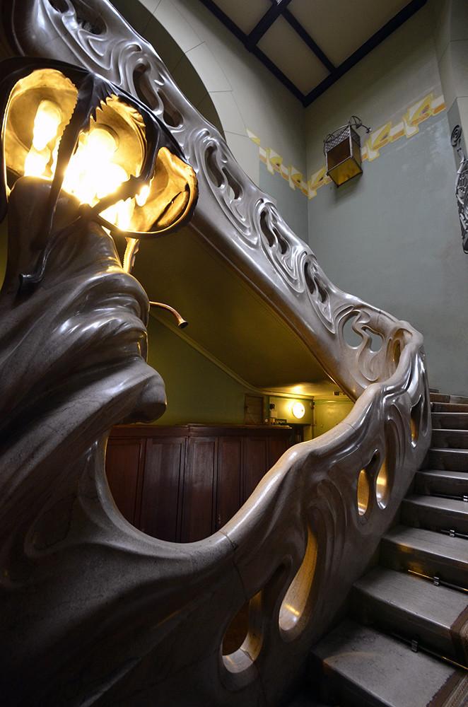 Топ-10: самые необычные дизайнерские лестницы | галерея [9] фото [2]