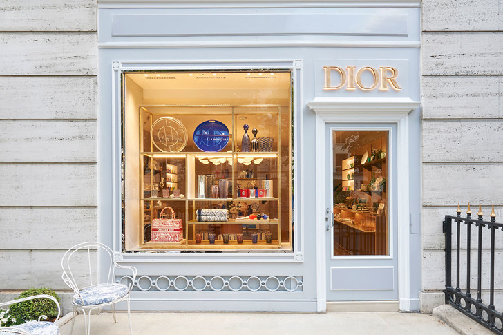 В Париже открылся бутик Dior Maison (фото 0)