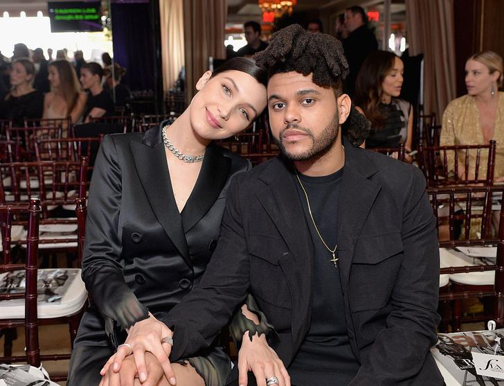 СМИ: Белла Хадид до сих пор влюблена в The Weeknd (фото 1)