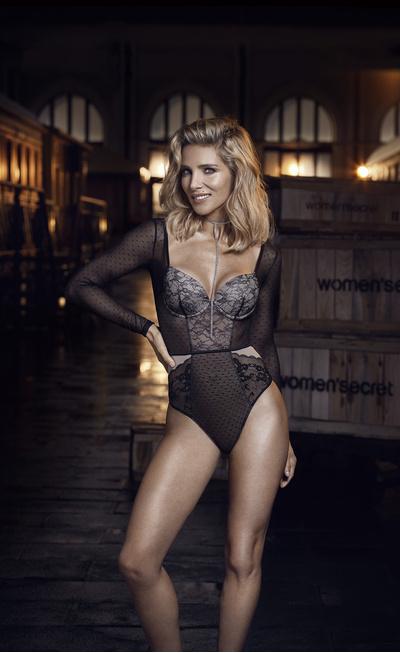 Эльза Патаки в новой рекламной кампании Women'secret (галерея 3, фото 0)