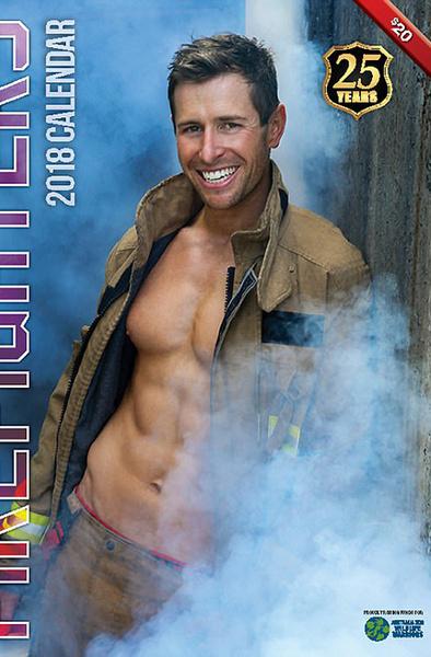 12 месяцев: в продажу поступил календарь с сексуальными австралийскими пожарными | галерея [1] фото [3]