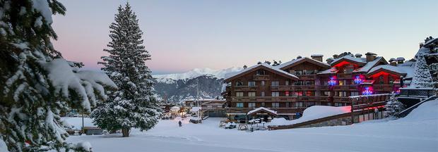На высоте: дизайнерские отели на горнолыжных курортах (фото 9)