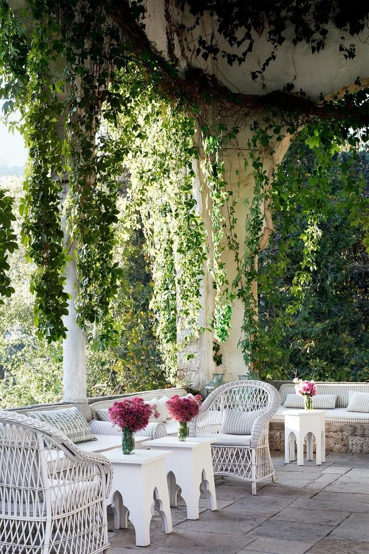 Ливанская роза: гостевой дом Beit Trad под Бейрутом (фото 16)
