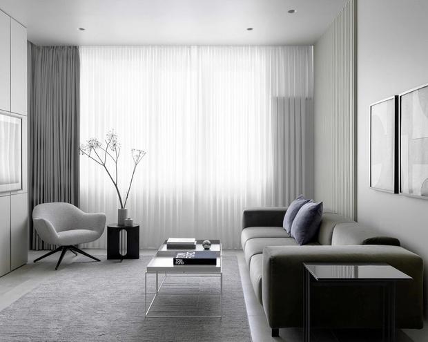 Как зрительно увеличить площадь квартиры: 7 советов (фото 11)