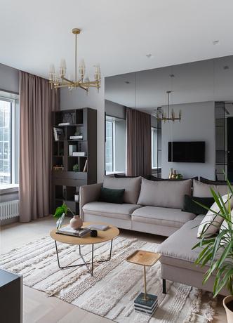 Квартира 75 м² в центре Перми для молодой семьи (фото 3.2)