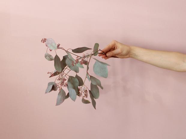 Мастер-класс: осенний букет из диких цветов (фото 37)