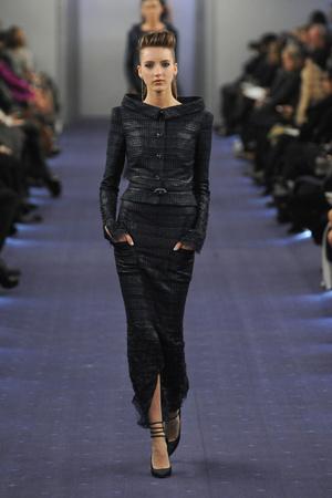 Показ  коллекции сезона Весна-лето 2012 года haute couture - www.elle.ru - Подиум - фото 331329