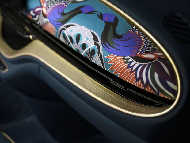 Dolce vita: Bvlgari и Fiat объединились, чтобы создать поистине драгоценный автомобиль (фото 4)