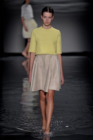 Показы мод Maison Rabih Осень-зима 2011-2012 | Подиум на ELLE - Подиум - фото 2104