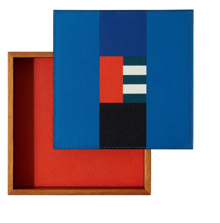 Геометрия цвета: коллекция Maison Hermès 2020 (фото 7)