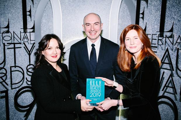 Журнал ELLE вручил престижные награды лучшим из лучших в beauty-индустрии (фото 11)
