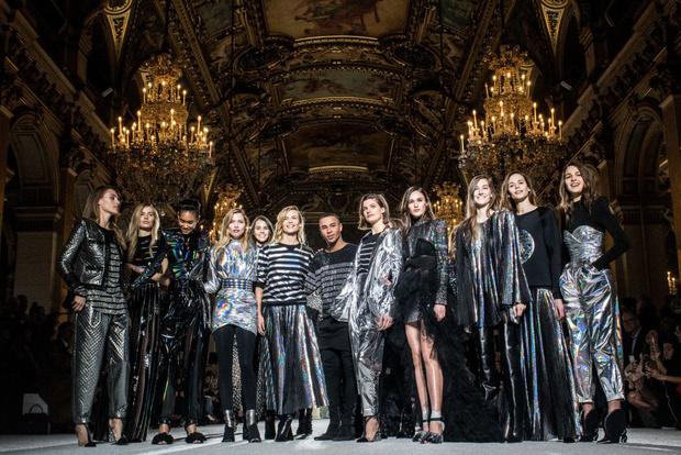Дневник Кати Клэп на Неделе моды в Париже (фото 5)
