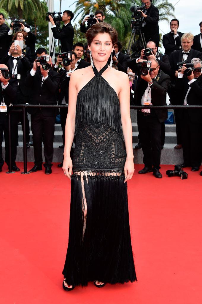 Летиция Каста в Givenchy Couture