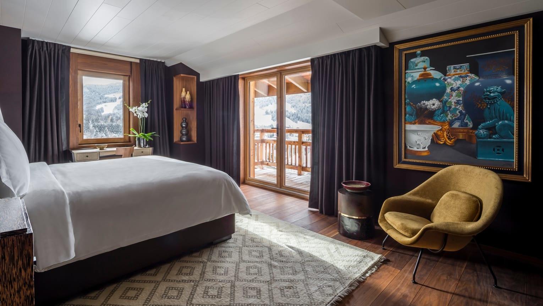 Хит-парад: дизайнерские отели на горнолыжных курортах (галерея 23, фото 3)