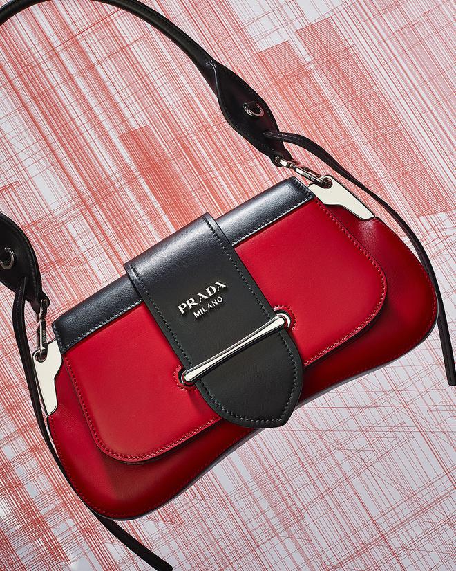 Prada впустили новую модель сумки (фото 0)