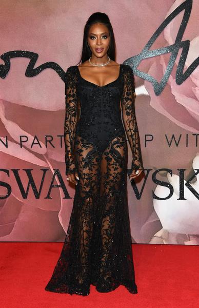 Лучшие вечерние платье Наоми Кэмпбелл | галерея [1] фото [1]