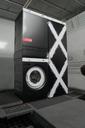Asko и Leform представили компактную домашнюю прачечную (фото 1)