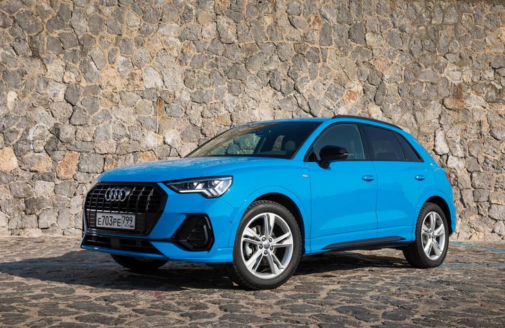 6 главных преимуществ нового Audi Q3 (фото 3)