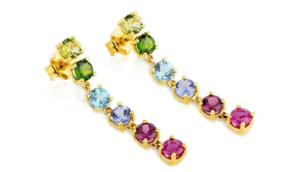 Шесть украшений с цветными камнями, которые вам стоит подарить себе (фото 4)