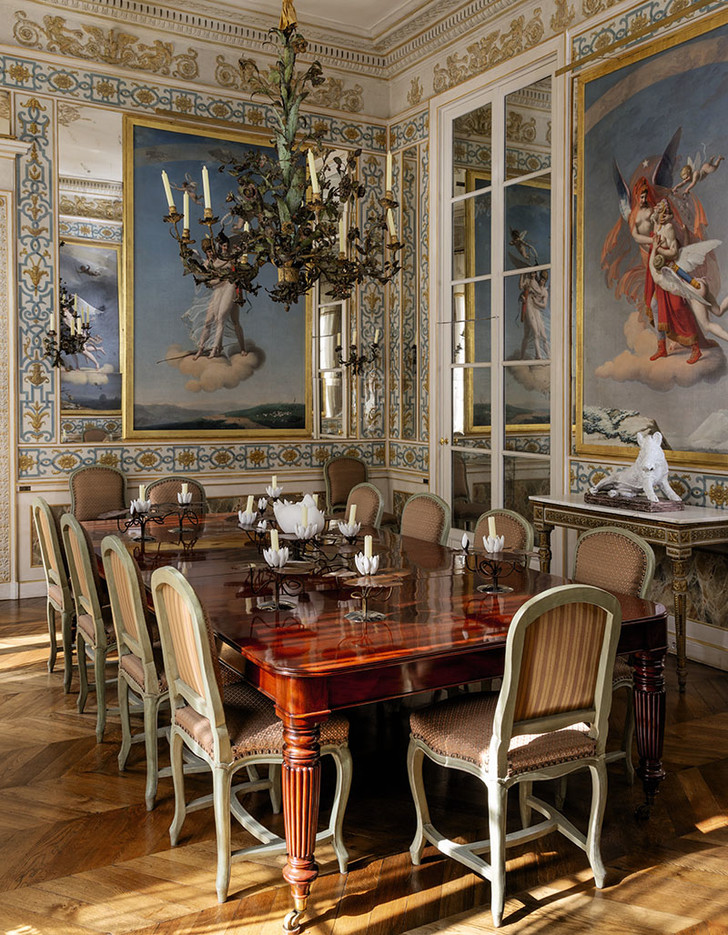 Личная коллекция Пьера Берже и Ива Сен-Лорана продана по рекодной сумме (фото 4)